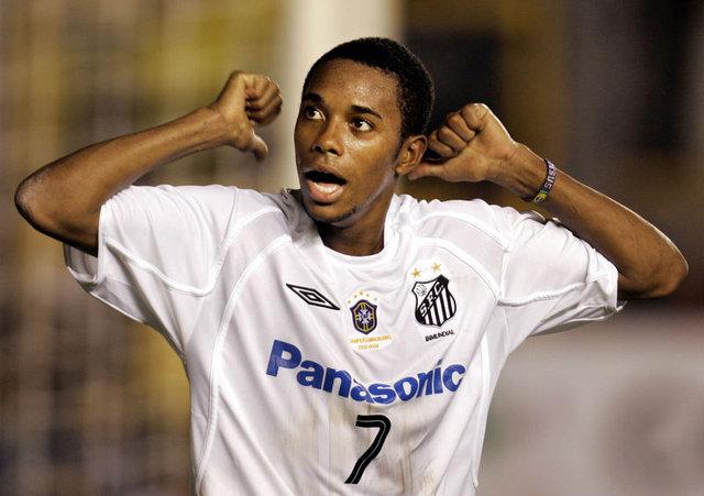 Robinho kimdir? - Sivasspor'un yeni transferi Robinho