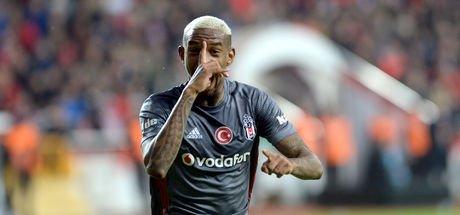 Antalyaspor maçında 2 gol atan Talisca, maç sonu açıklamasında bebeğinin adını açıkladı! Talisca  çocuğunun adını Samuel David koyacak