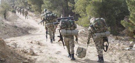 Afrin operasyonundan son dakika gelişmeleri! (Zeytin Dalı son dakika)