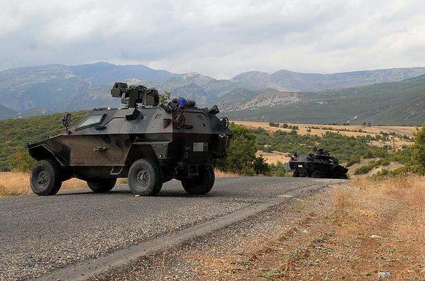 Hakkari'de 31 yer 'Özel güvenlik bölgesi' ilan edildi