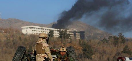 Kabil'deki otel saldırısında ölü sayısı 30'a yükseldi!
