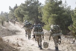 Dakika dakika Afrin'de yaşanan gelişmeler!