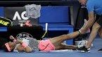 Nadal maçtan çekildi!
