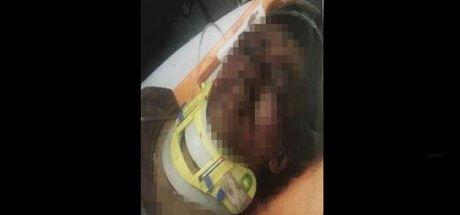 Bağcılar'da eşini tornavida ile yaralayan sanık hakim karşısına çıktı