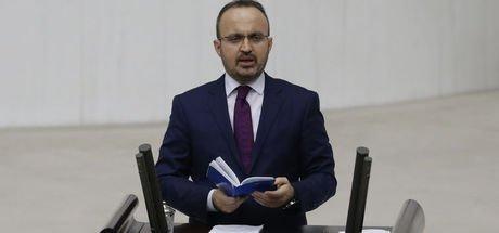 AK Parti Grup Başkanvekili Turan'dan KHK açıklaması
