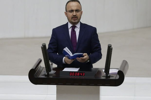 AK Parti'li Turan'dan KHK açıklaması