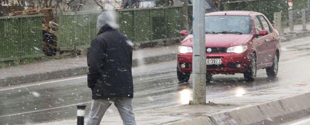 İstanbul' kar yağışı başladı! Peki ne kadar sürecek?