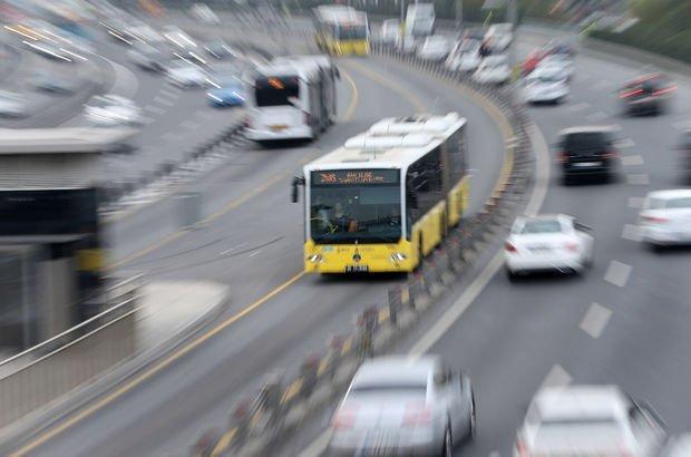 İBB Metrobüs İstanbul Büyükşehir Belediyesi