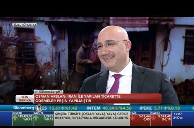 Halkbank Genel Müdürü: Bankamıza doğrudan açılan bir dava yok