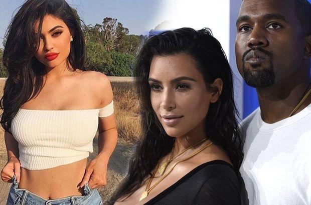 Kylie Jenner - Kim Kardashian