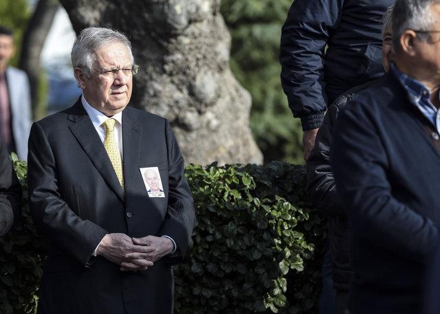 Aziz Yıldırım, Panathinaikos başkanı Dimitris Giannakopoulos'la telefonda görüştü