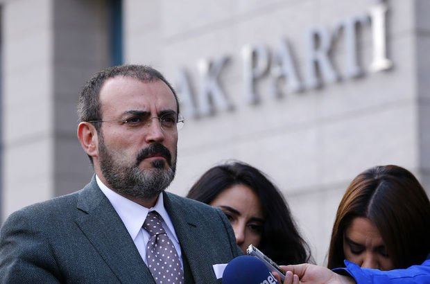 AK Parti Sözcüsü Ünal'dan CHP'ye Afrin harekatı eleştirisi
