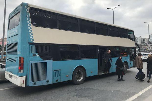 Ücretsiz kart halk otobüsü