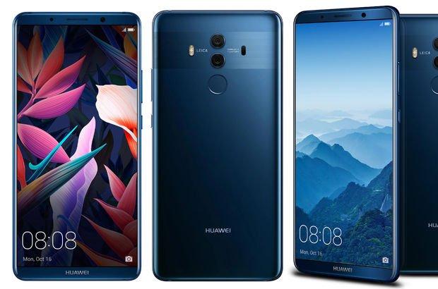Huawei Mate 10 Pro incelemesi
