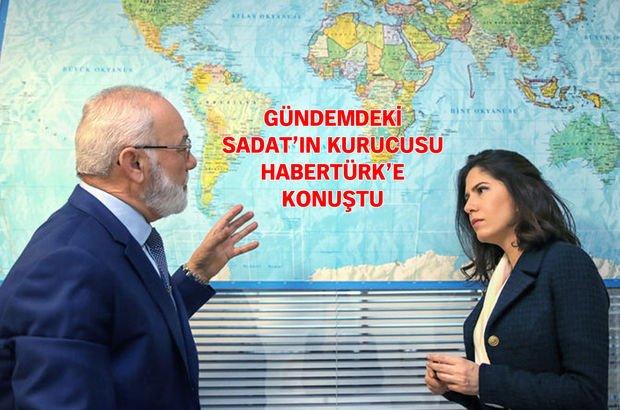 SADAT'ın kurucusu Adnan Tanrıverdi: Sivil silahlı örgüt kabul edilemez