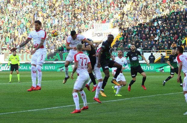 Akhisarspor Antalyaspor