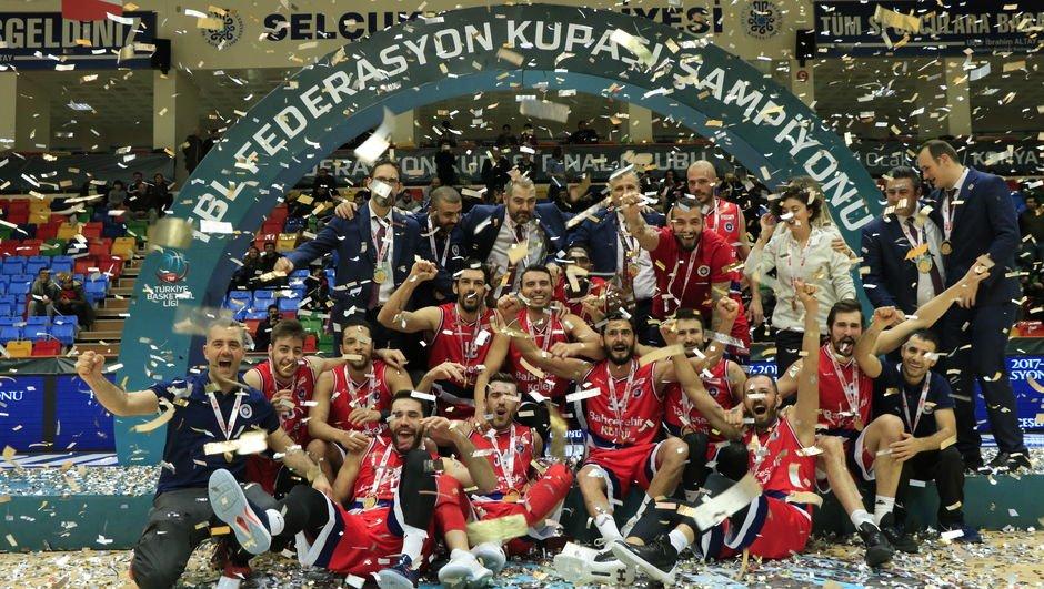 Kupa Bahçeşehir Koleji'nin