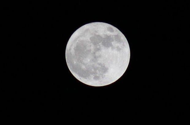 "31 Ocak'ta ""Kanlı ay"" , ""Mavi ay"" , ""Süper ay"" olayları yaşanacak"