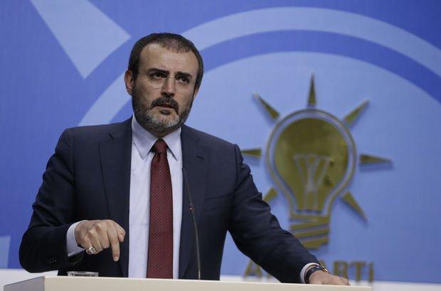 AK Parti Sözcüsü Ünal'dan CHP'ye 'Esad' yanıtı