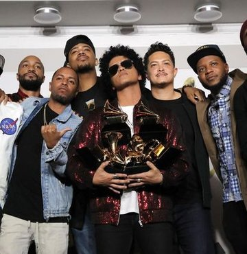 Grammy'ye '#MeToo' damgası