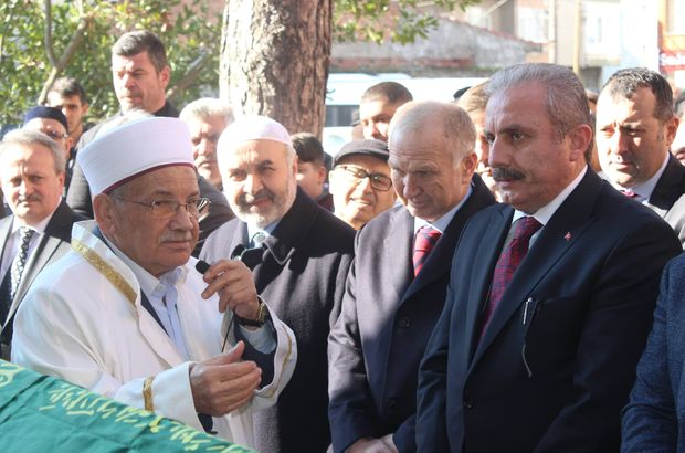 Anayasa Komisyonu Başkanı Mustafa Şentop'un acı günü