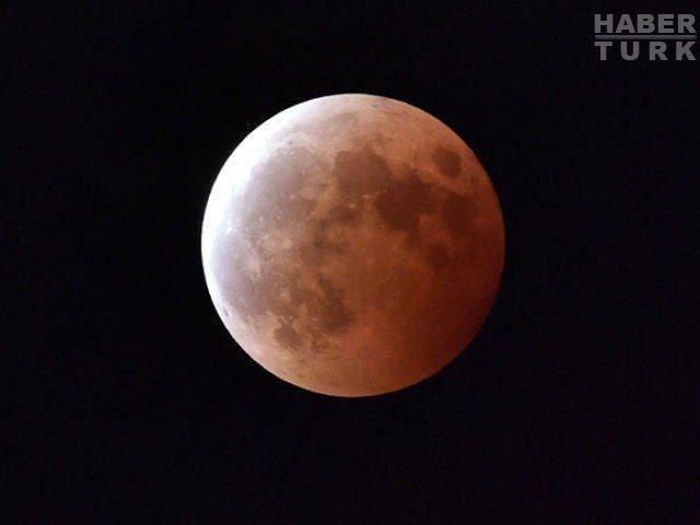 Süper Kanlı Ay tutulmasına hazır mısınız?