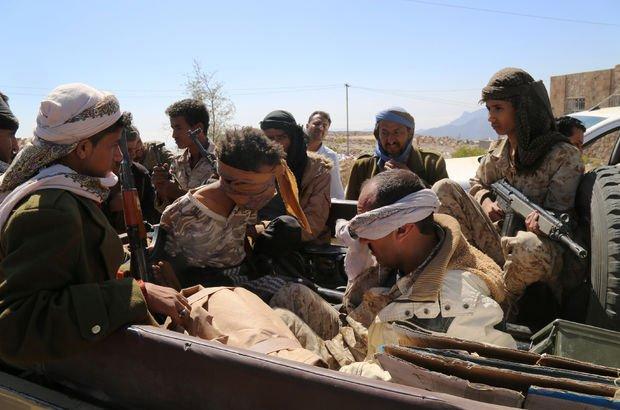 Yemen'de esir takası