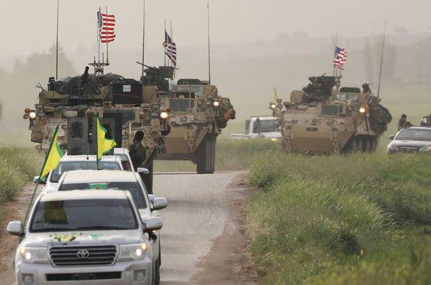 SON DAKİKA! ABD'den flaş YPG'ye destek açıklaması!