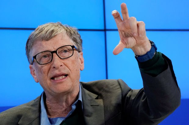 Bill Gates'den, alzheimer'a karşı 100 milyon dolar