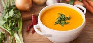 Havuç çorbası nasıl yapılır? Havuç çorbası tarifi ve malzemeleri...