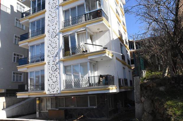 Sinop'ta evde patlama! Camlar kırıldı, pencere yerinden söküldü