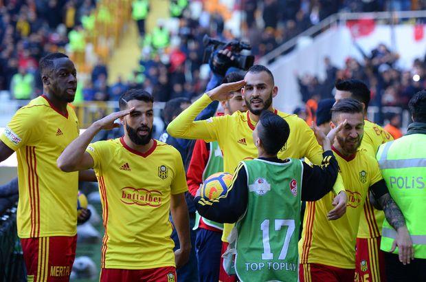 Yeni Malatyaspor'a verilen cezanın sebebi başka!