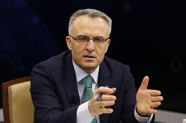 Maliye Bakanı Ağbal, torba tasarıyı değerlendirdi