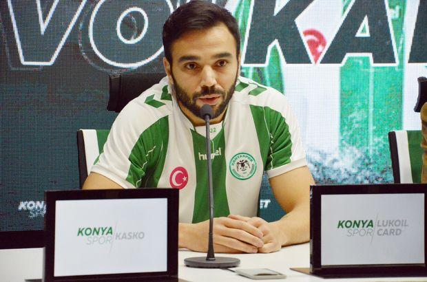 """Volkan Şen: """"Konya doğru bir karardı"""""""