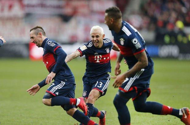 Bayern'den net skor!