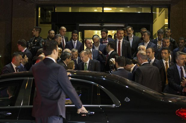Recep Tayyip Erdoğan İtalya