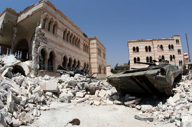Reuters: Esad rejimi Halep ve İdlib'de hava savunma sistemi kuruyor