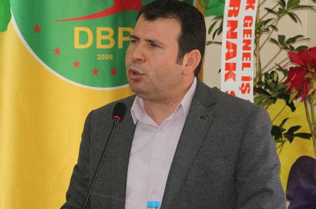 DBP Eş Genel Başkanı gözaltında