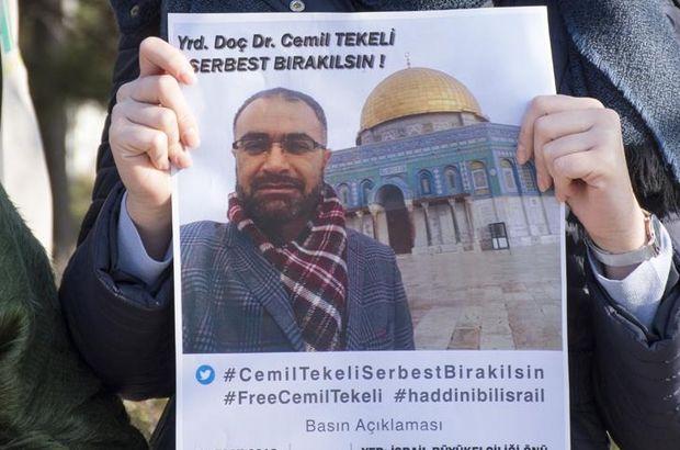 İsrail askeri mahkemesi Türk akademisyenin gözaltı süresini yeniden uzattı