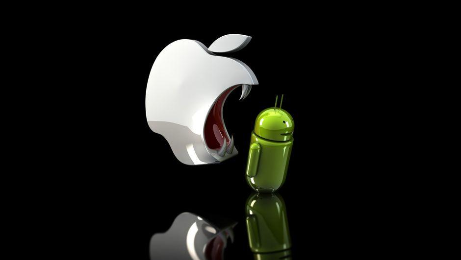 Samsung dibi gördü, Apple aldı yürüdü!
