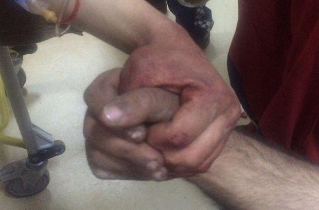 Afrin'de yaralanan askerlerin fotoğrafı gözleri yaşarttı