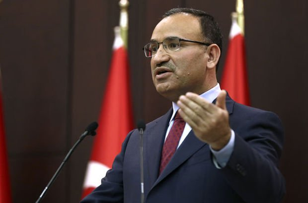 Başbakan Yardımcısı Bozdağ'dan Kılıçdaroğlu'na Afrin yanıtı