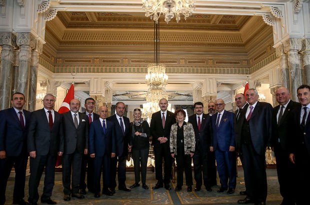İçişleri Bakanı Süleyman Soylu, Ermeni vakıf temsilcileriyle görüştü