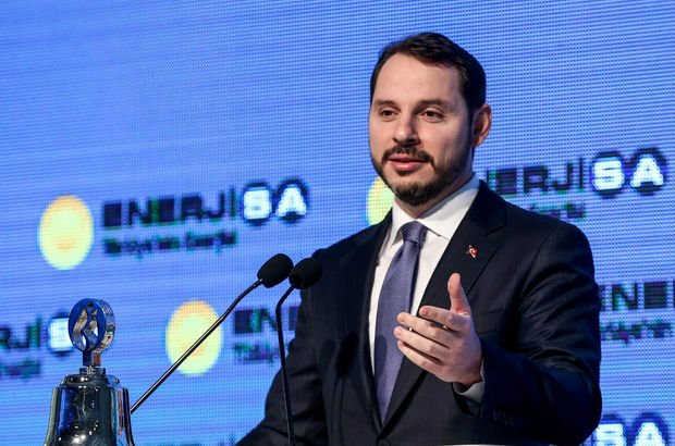 Bakan Albayrak, Borsa İstanbul töreninde konuştu