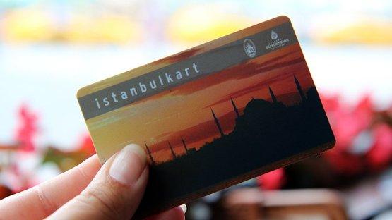 Kredi kartıyla İstanbulkart yüklemesi yapılabiliyor