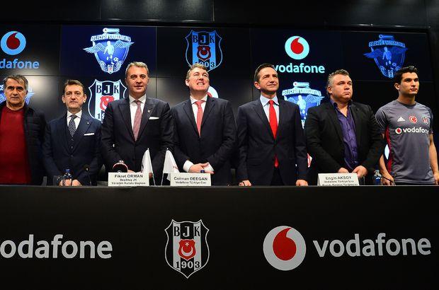 Beşiktaş'tan dev bir proje daha!
