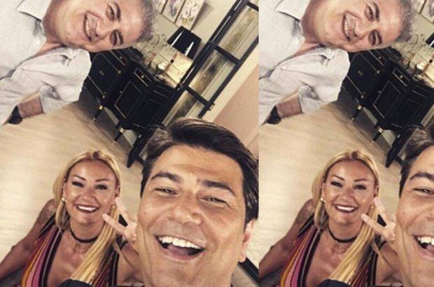 Pınar Altuğ, Vatan Şaşmaz'la fotoğrafını paylaştı - Magazin haberleri