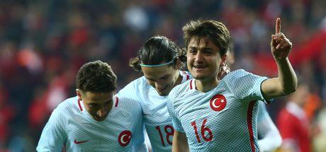 FIFA 18'de potansiyeli yüksek en iyi 20 Türk futbolcu