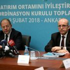 BAŞBAKAN YARDIMCISI AKDAĞ, 'YENİ REFORM PAKETLERİNİ' AÇIKLADI