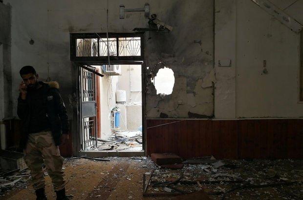 Son dakika! Libya'da camide patlama!